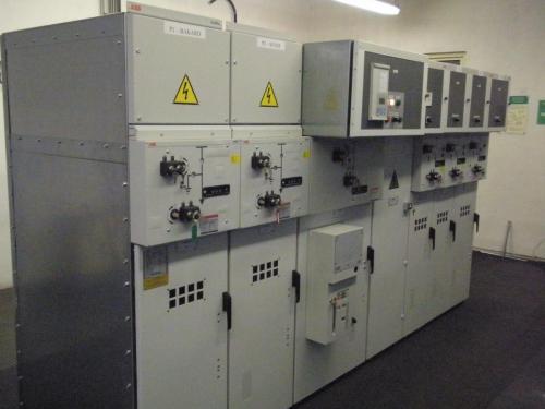 Nový rozvaděč 22 kV